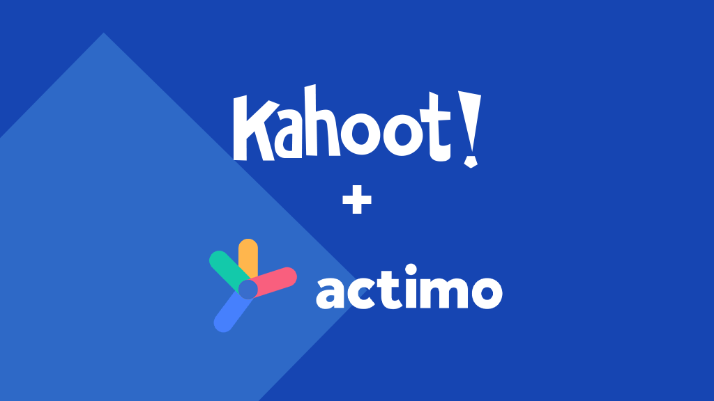 Actimo acquired by Kahoot!, Kahoot!