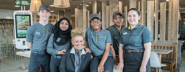 McDonalds UK Employees