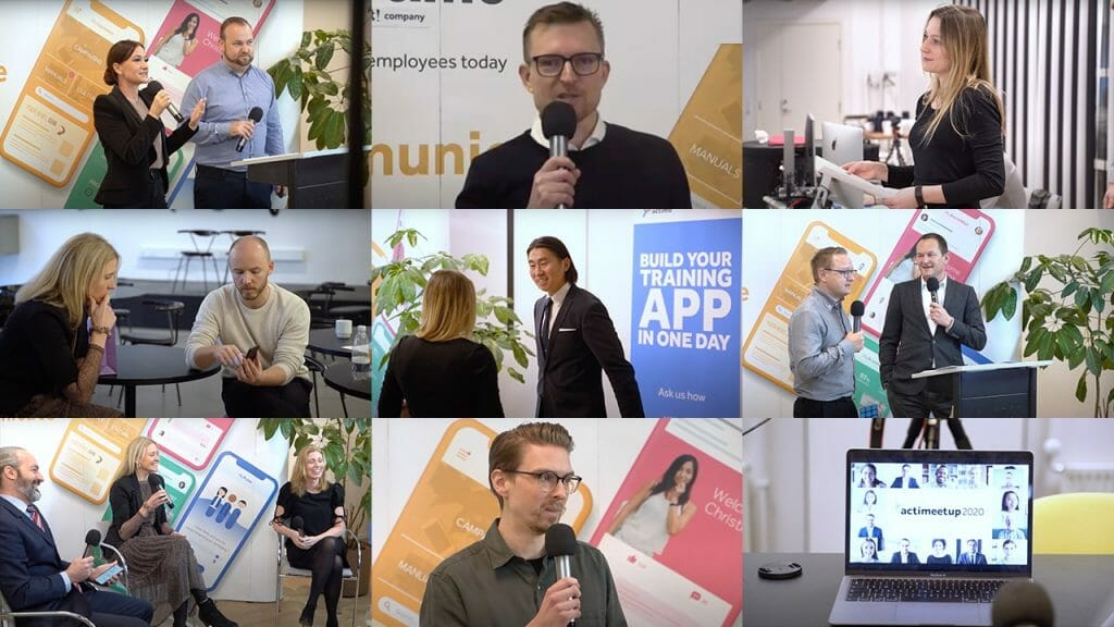 Actimeetup, Employee Engagement, 2021, 2020, conference