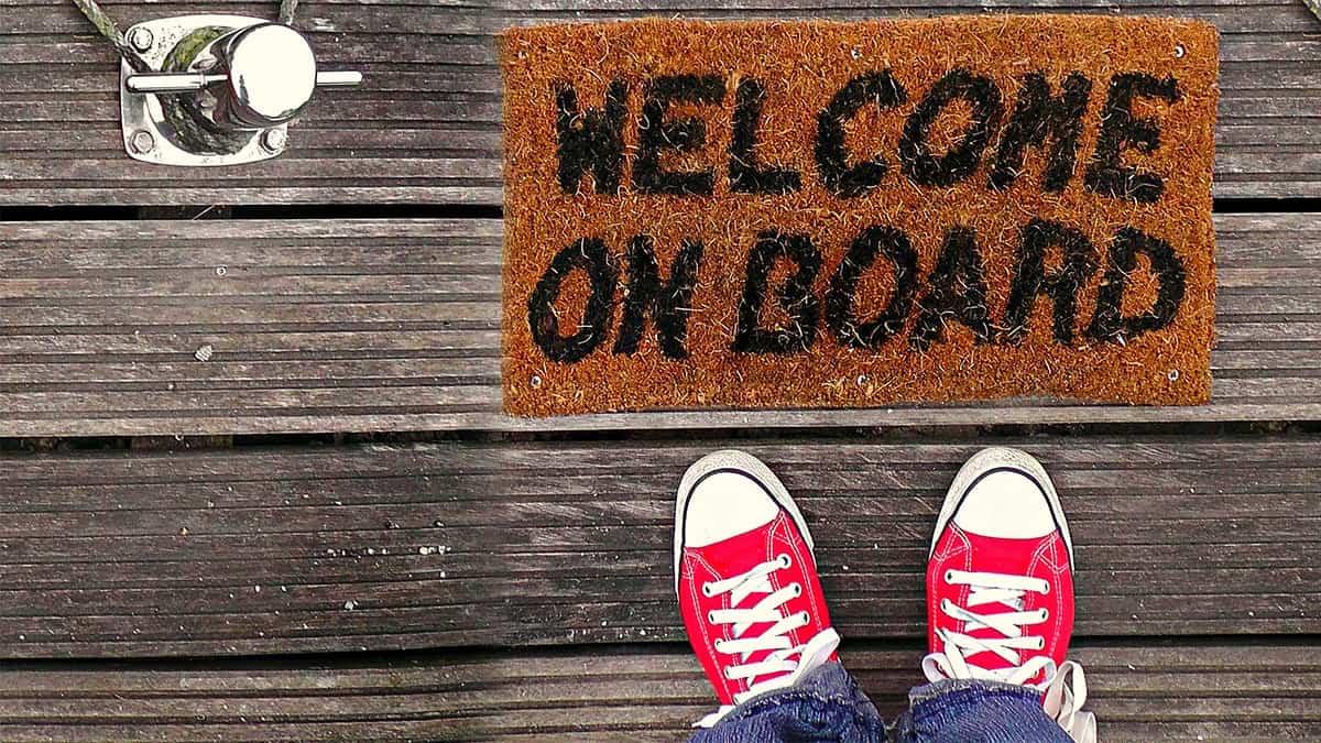 onboarding, onboarding flow, welcome employees, welcome on board